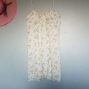AE Sweetheart Floral Mini Dress